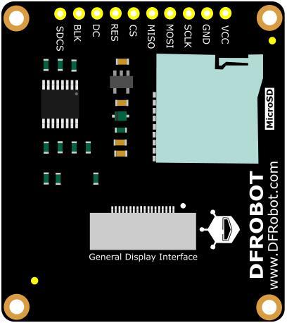 DFR0649-Board Overview