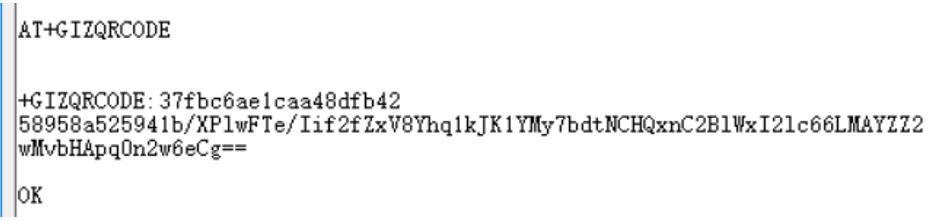 QR Code String