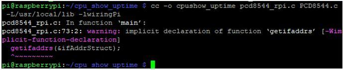Compile Program