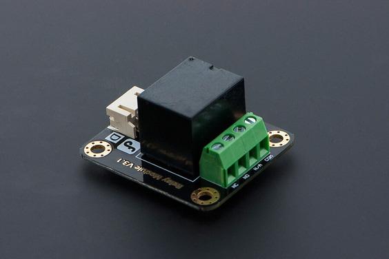 Gravity: Digital 5A Relay Module