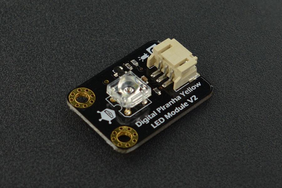 Gravity: Digital piranha LED module - Yellow