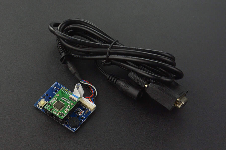 Barcode Reader/Scanner Module - CCD Camera(Discontinued)