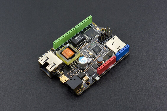 W5500 Ethernet with POE IoT Board (Arduino Compatible)