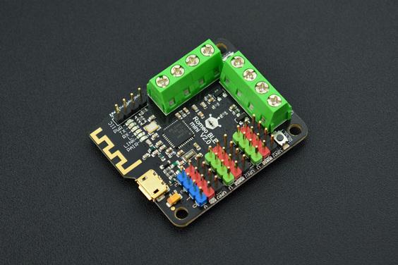 Romeo BLE mini - Small Control Board for Robot - Arduino Compatible - Bluetooth 4.0