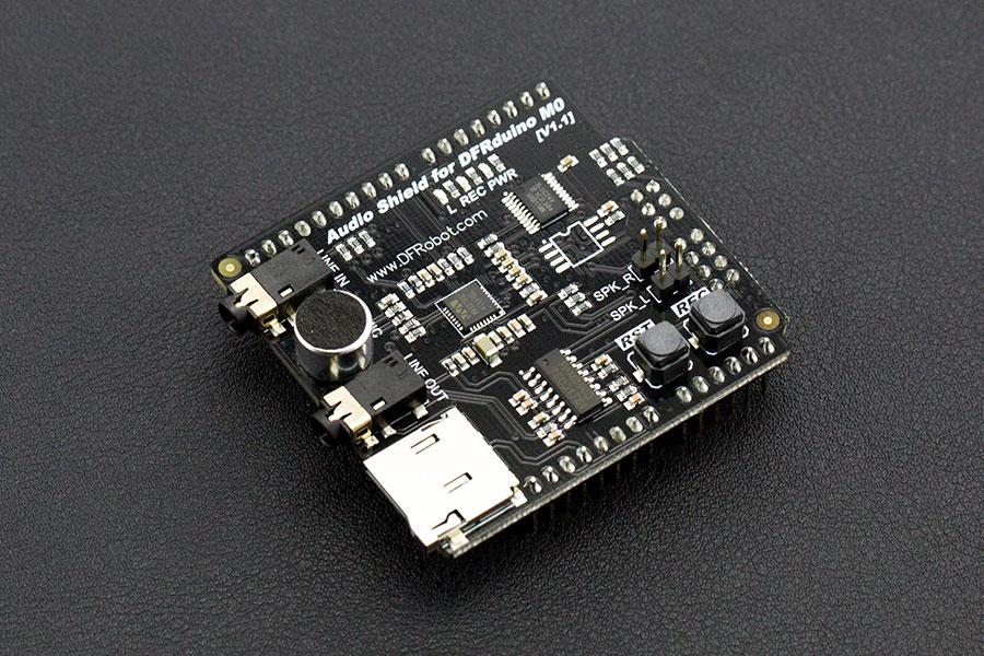 Audio Shield For DFRduino M0