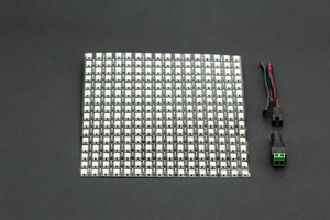 Gravity: Flexible 16x16 RGB LED Matrix