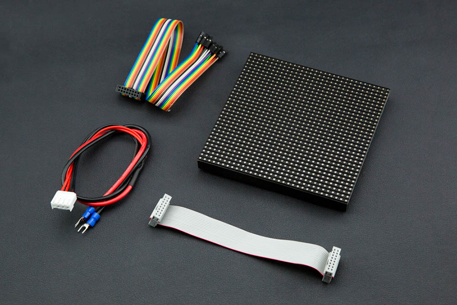 32x32 RGB LED Matrix panel (4mm pitch)