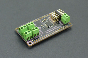 FireBeetle Covers - DC Motor & Stepper Driver