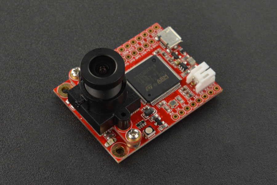 OpenMV Cam H7 – A Machine Vision Camera