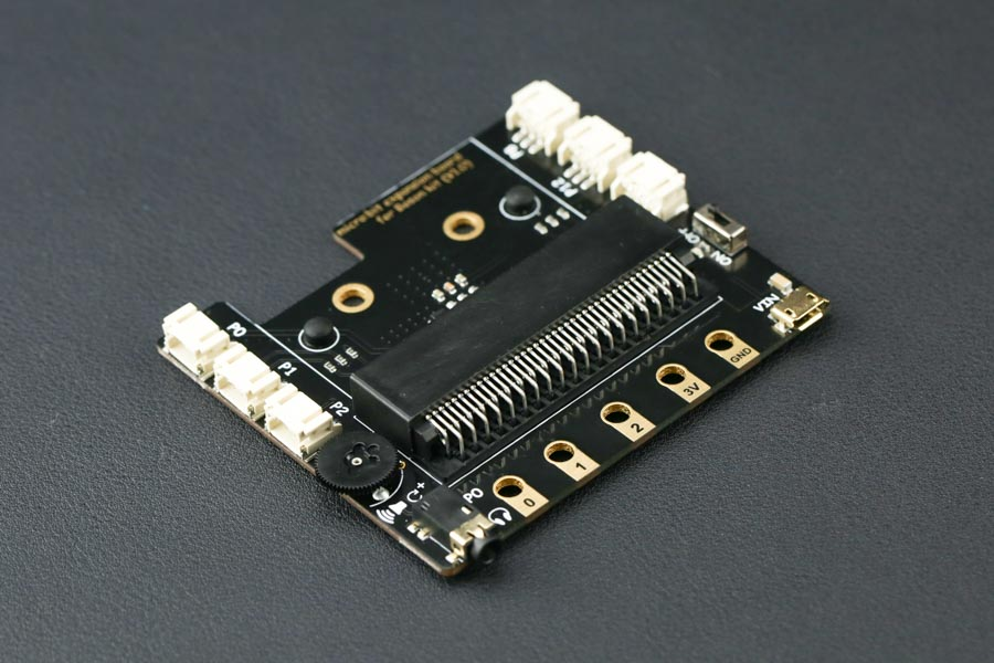 micro:bit Expansion Board for Boson (Gravity Compatible)