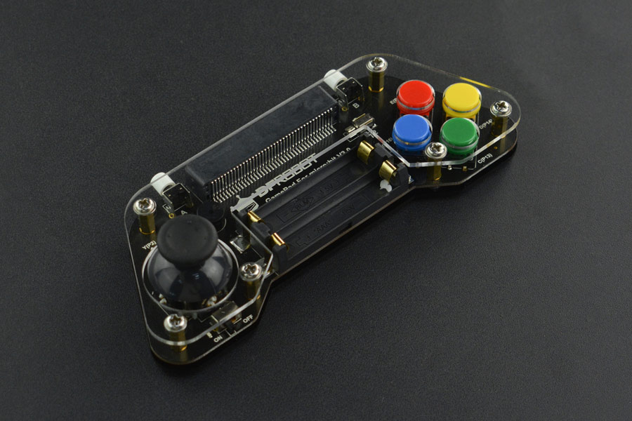 micro:GamePad - GamePad for micro:bit (V3.0)