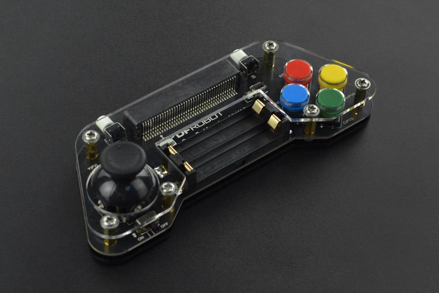 micro:GamePad - GamePad for micro:bit (V4.0)