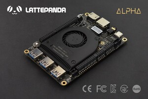 LattePanda Alpha 864s – Tiny Ultimate Windows / Linux Device