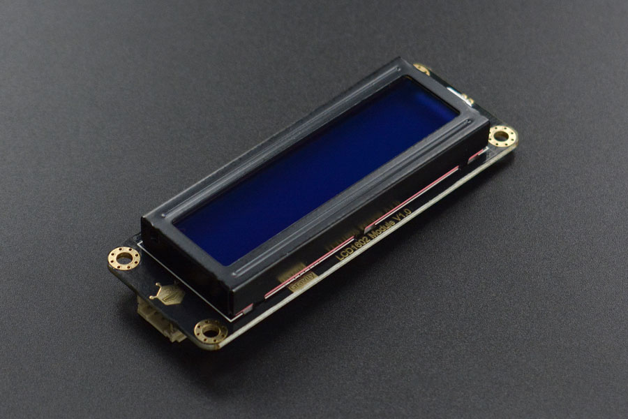 Gravity: I2C LCD1602 Arduino LCD Display Module (Blue)