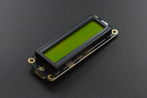 Gravity: I2C LCD1602 Arduino LCD Display Module (Green)