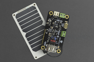 Solar Power Manager with Panel (5V 1A)