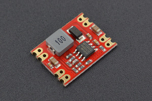 DC-DC Buck-Mode Power Module (5.5~28V to 3.3V 2.4A)