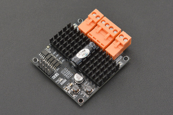 Dual-Channel DC Motor Driver-12A