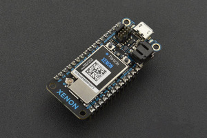 Particle Xenon IoT Development Board (Mesh+Bluetooth) (Discontinued)