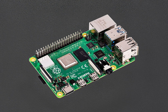 Raspberry Pi 4 Model B-1GB