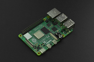 Raspberry Pi 4 Model B-4GB (E14 Version)