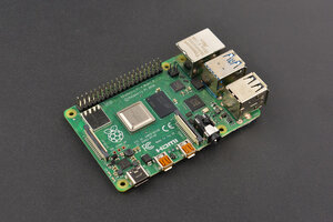 Raspberry Pi 4 Model B - 4GB (OKDO Version)