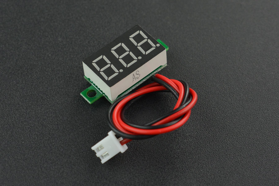 Voltage Monitoring Module For Smart Car