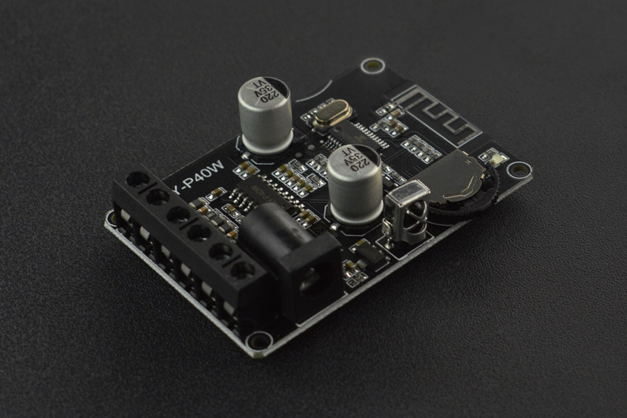 Stereo Bluetooth Amplifier Board