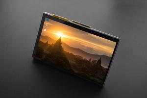 """7"""" 800x480 TFT DSI Capacitive Touchscreen for Raspberry Pi (V1.0)"""