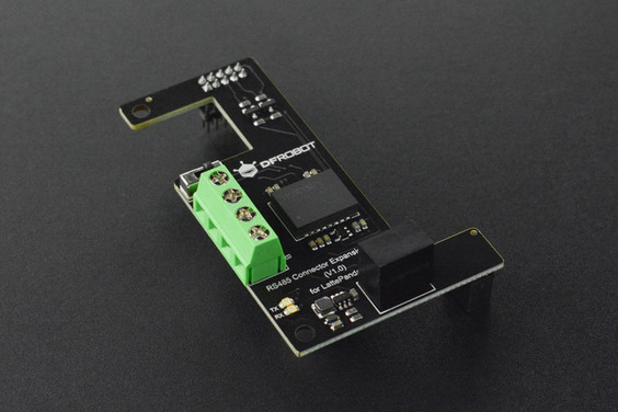 RS485 Connector Expansion Shield for LattePanda V1