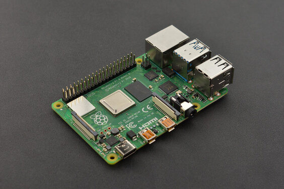 Raspberry Pi 4 Model B - 8GB (E14 Version)
