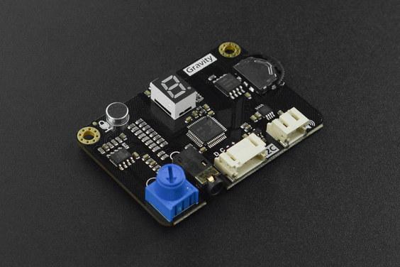 Gravity: I2C Voice Recorder Module EDU
