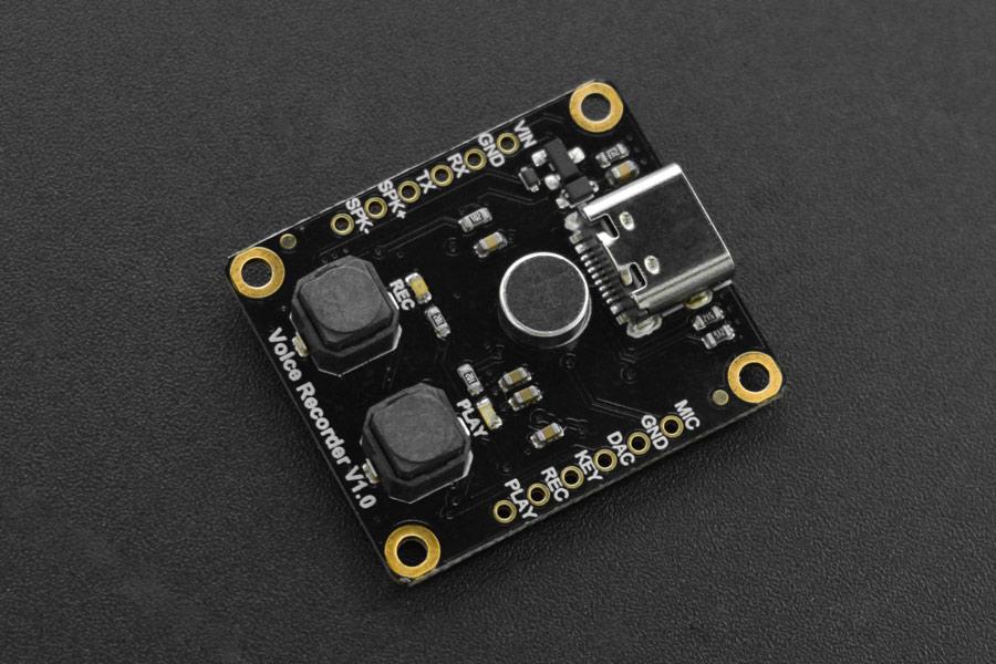 Fermion: Voice Recorder Module (Breakout)
