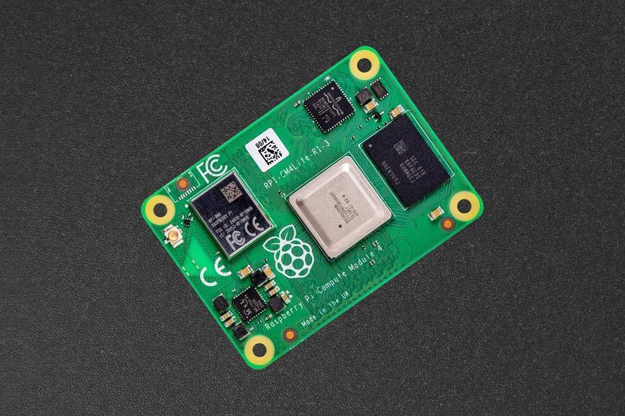 Raspberry Pi Compute Module 4 2GB/Lite Wi-Fi (Pre-order)