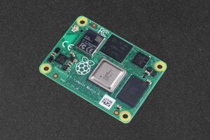 Raspberry Pi Compute Module 4 4GB/32GB Wi-Fi (Pre-order)