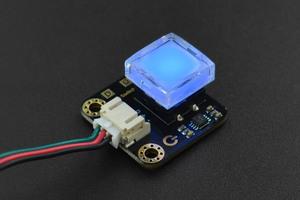Gravity: LED Switch - Blue