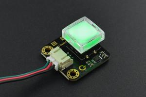 Gravity: LED Switch - Green