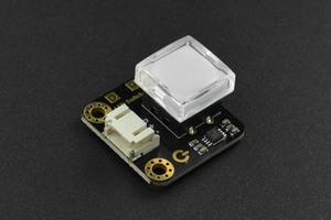Gravity: LED Switch - White