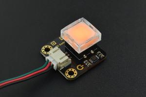 Gravity: LED Switch - Yellow
