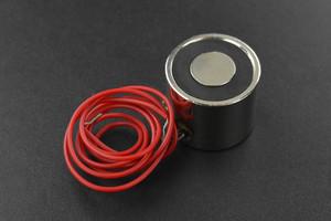 5V Electromagnet (8 Kg Holding Force)
