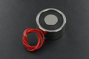 5V Electromagnet (20 Kg Holding Force)