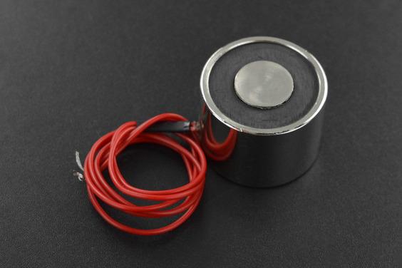 5V Electromagnet (35 Kg Holding Force)