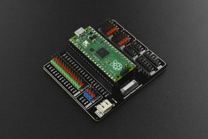 Gravity: Expansion Board for Raspberry Pi Pico