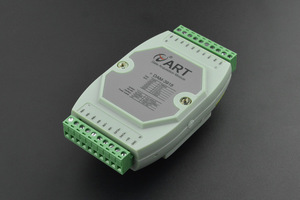 8-Channel Isolated Analog Data Acquisition Module