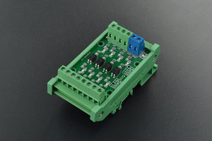 4-Channel Level Converter (12V to 3.3V)