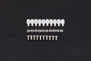 10 Sets M3 * 6 Nylon Screws