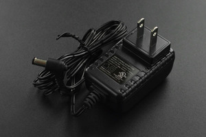 Wall Adapter Power Supply 7.5VDC 1A (American Standard)