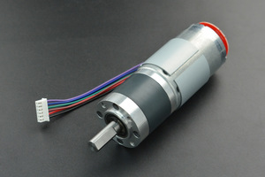 12V 184P Gear Motor with Encoder