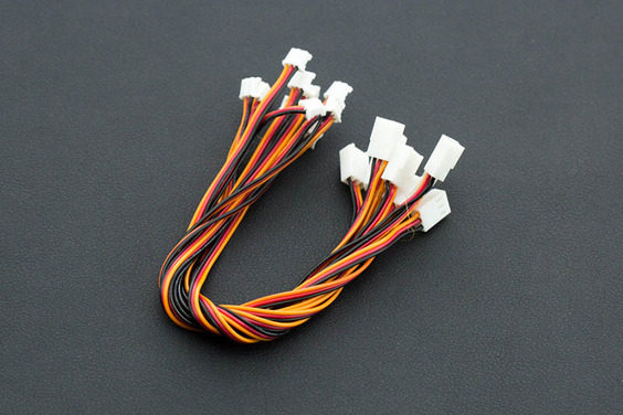 Gravity: Sensor Cable For LattePanda V1 (10 Pack)