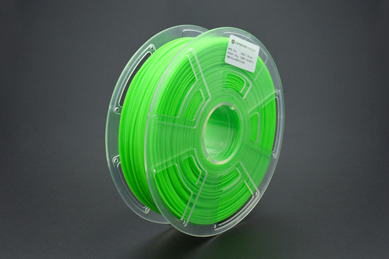 """1.75mm (0.07"""") PLA (750g) – Green(Discontinued)"""